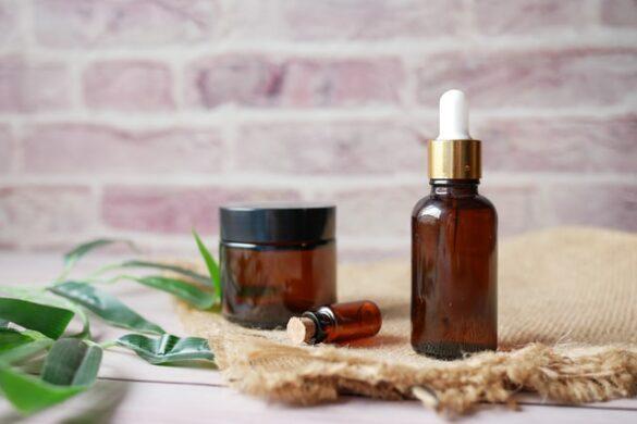 herbal hair oil for hair fall control